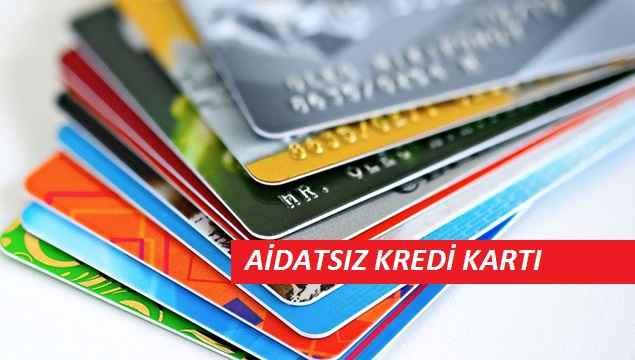 2018 Yılı Aidatsız (Yalın) Kredi Kartı Veren Bankalar Belirlendi