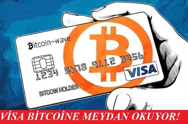 Visa'dan Bitcoin Alımını Durdurma Kararı! Bitcoin Ne Olacak?