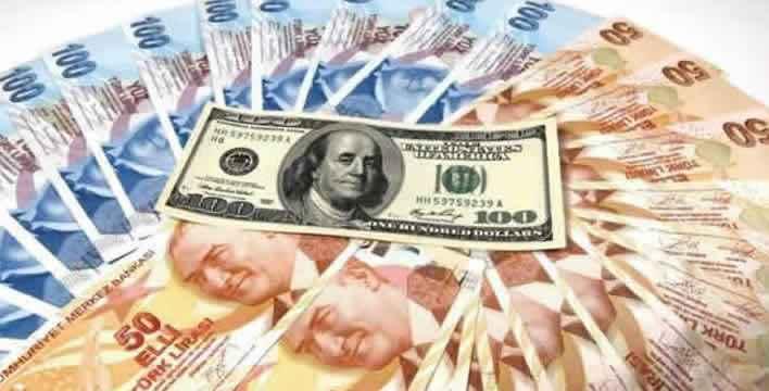 Analistlerin, 2019 Dolar Tahmini 5,75 TL