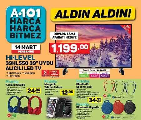 A101 katalog 14 mart 1 - A101 Aktüel Ürünler 14 Mart Kataloğu birbirinden güzel indirim fırsatları ile sizleri bekliyor!