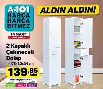A101 katalog 14 mart 4 - A101 Aktüel Ürünler 14 Mart Kataloğu birbirinden güzel indirim fırsatları ile sizleri bekliyor!