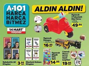 A101 katalog 14 mart 5 - A101 Aktüel Ürünler 14 Mart Kataloğu birbirinden güzel indirim fırsatları ile sizleri bekliyor!