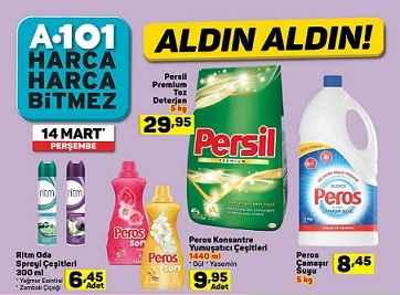 A101 katalog 14 mart 6 - A101 Aktüel Ürünler 14 Mart Kataloğu birbirinden güzel indirim fırsatları ile sizleri bekliyor!
