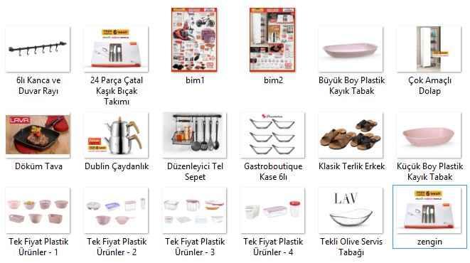 bim onresim - Bim Market'te bu hafta Hangi Aktüel ürünler satılacak? Cuma Günü Başlayan Bim Aktüel Fırsatları