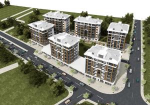 disa yapi 300x210 - İş Bankası 0,78 Konut Kredi Faiziyle Ev Sahibi Olabileceğiniz İstanbul Emlak Projelerİ